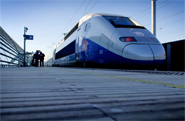 Texas High Speed Rail Project